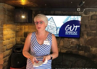 Kirsten Deggim, Datenschutz RELOADED | GUT Herdecke im Juli