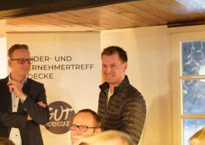 Gründer- und UnternehmerTreff GUT Herdecke im November
