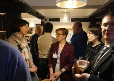 Gründer- und UnternehmerTreff GUT Herdecke im Dezember