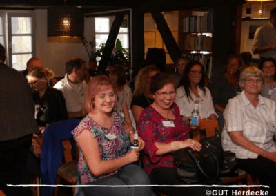 Gründer- und UnternehmerTreff GUT Herdecke im April 2019